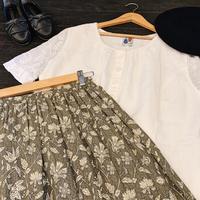 used us rayon skirt