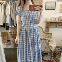 used euro  check dress