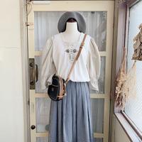 used euro tyrol blouse