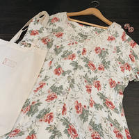 used us flower dress
