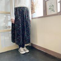 used velvet  skirt