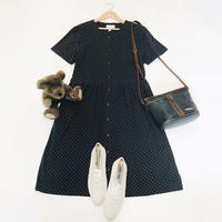 used dot dress