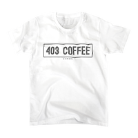 【403 COFFEE】T-Shirt
