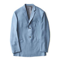 HEXAGON SUIT JACKET / BLUE