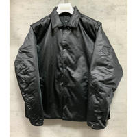 DAWN COACH JACKET  / BLACK