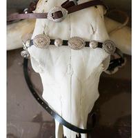 Leather コンチョベルト #1988920