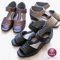 【再入荷】Pansy パンジー サンダル  靴 オープントゥ オフィス 旅行  軽い ネックストラップ 歩きやすい