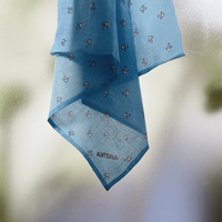 ANTENA Gauze handkerchief
