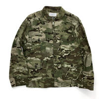 ANTHOLOGIE REPLICA  /  U.S NAVY SUMMER FLIGHT JACKET - MULTICAM
