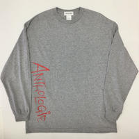 ANTHOLOGIE  /  Bro - LOGO L/S BIG TEE