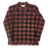 ANTHOLOGIE REPLICA  /  TEIBAN SHIRT3 -  RED CHECK
