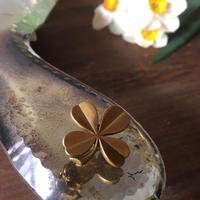 フランス アンティーク 四つ葉のクローバー