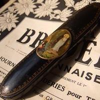 ルルドの泉 フランス製めがねケース o-376