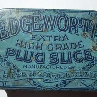 EDGEWORTHたばこティン缶 o-367