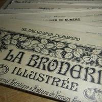 La Broderie手芸雑誌 c-266