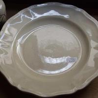アンティーク サングミンヌの大皿 f-32