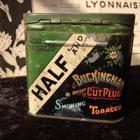 1930S たばこティン缶 o-373