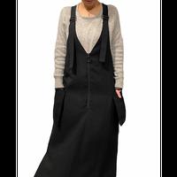 ayan(アヤン)サロペットスカート (WOMENS)