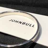 Johnbull (ジョンブル)細平バングル JG261