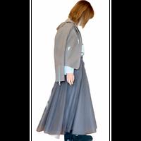 Dignite collier(ディニテ コリエ)チュールスカート (WOMENS)