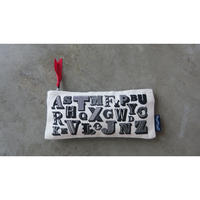 Chase and Wonder ペンシルケース ペンケース  Alphabet Pen case
