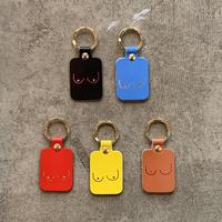 Boobs key holder /  MADE IN BRITAIN