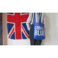 COBALT BLUE ショルダー & トートバック