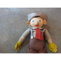 vintage Pinoccio doll