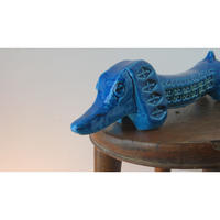 Bitossi Italian animal ceramic object