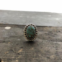 turquoise ring #7