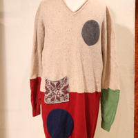 Cashmere Knit Re-make