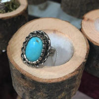 Turquoise Ring  #14.5
