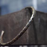 """ウィザリング ナローブラスバングル""""withering narrow brass bangle  """""""