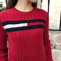 vintage   TOMMY HILFIGER knit tops