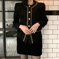 vintage  pearl  jacket