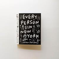EVERY PERSON IN NEW YORK VOL 2 / Jason Polan