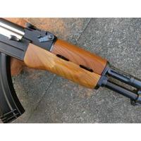 受注 マルイ次世代AK47用AKMタイプウッドハンドガード製作