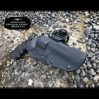 タナカ S&W M327 M&P R8 5インチ用Kydex®ホルスター BK