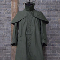 """mid 20th c.  french motorcycle coat """"deadstock"""""""