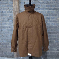 "mid 20th c. dead stock french railroader's jacket ""cotton duck"""