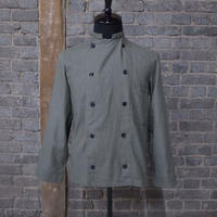 vintage  german linen cotton work jacket