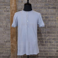 "mid 20th c. german cotton henry ""feather gray"""
