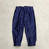 "early 20th c. french moleskin work pants ""Adolphe Lafont"""