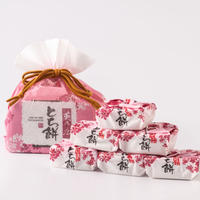 葵乃庄とち餅(巾着)