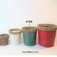 【8号】らくらく鉢カバー ケースのご注文(1440×6個入) 税込合計⇒