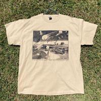 大・タイガー立石展 オリジナルTシャツ「強行着陸」