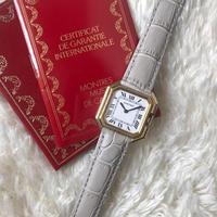 希少✨カルティエ Cartier サンチュール 腕時計 手巻き
