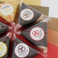 OMUSUBI Cake (選べる6個) 斬新、そして話題の決定版!!日本初、おむすびをケーキにしたスイーツ!