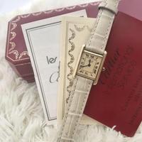 美品✨カルティエ Cartier マストタンクSM 腕時計 レディース