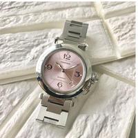 パシャc カルティエ Cartier 腕時計